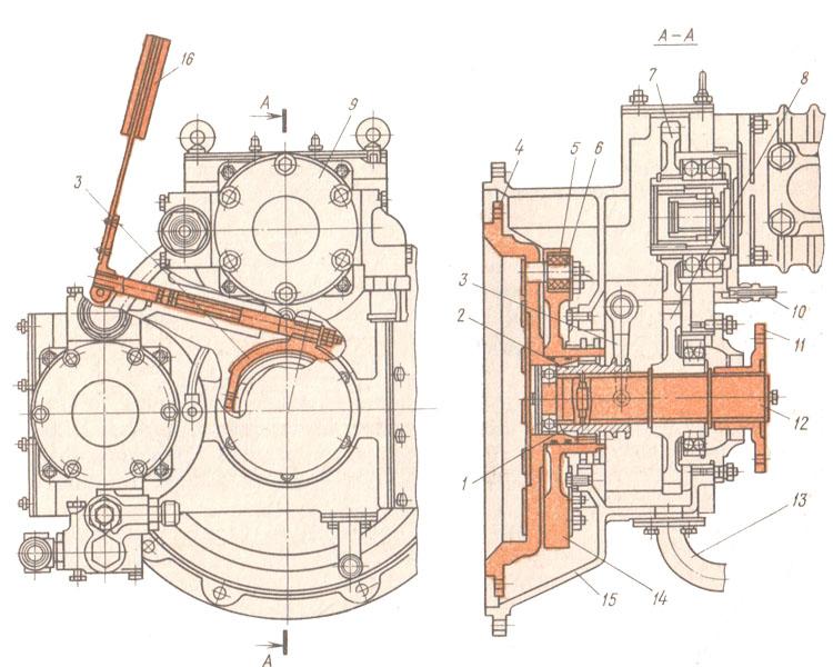 трактора К-701 и К-700: