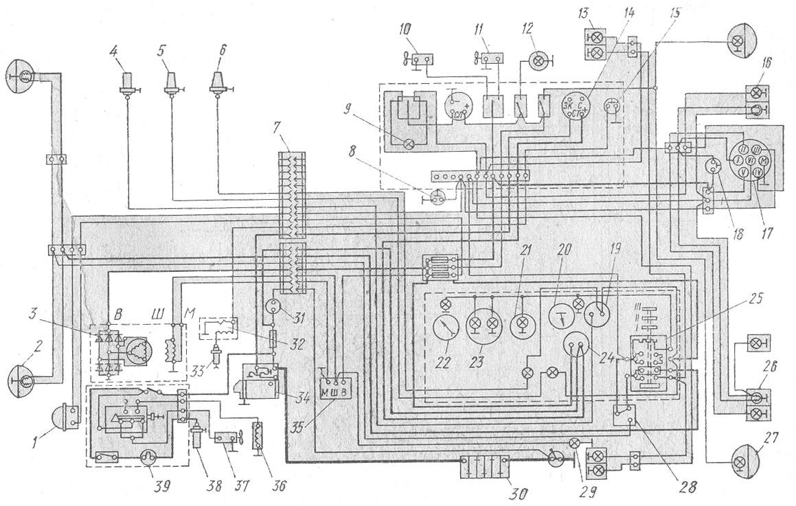 elektrooborudovanie-t150-sxema