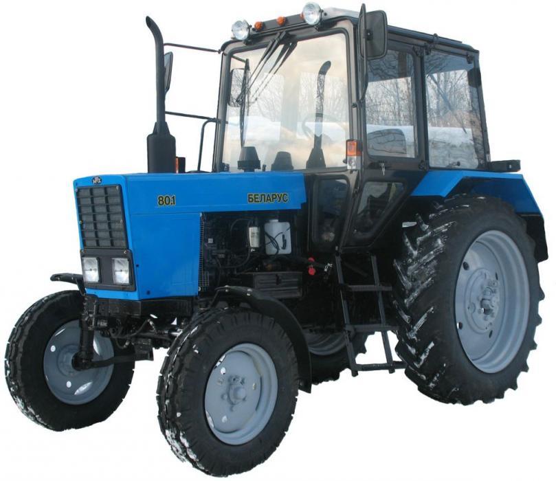 Трактор МТЗ-80.1