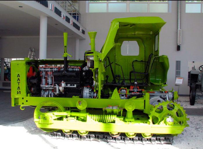 Т-4 в музее