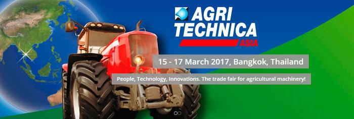 Agritechnica Asia 2017