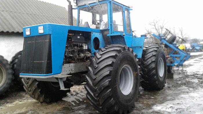 Трактор ХТЗ-121