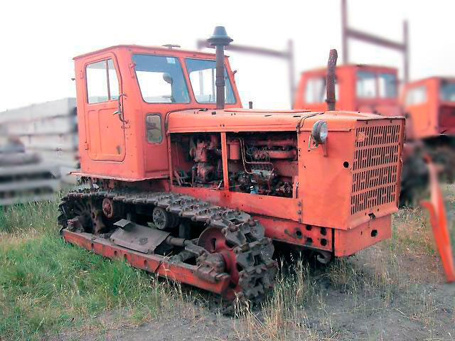 Трактор Т4А