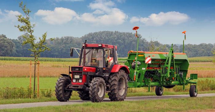 Транспортировка Amazone D9 6000