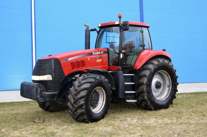 Трактор Case IH Magnum 310