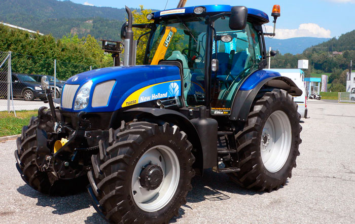 Трактор New Holland T6050