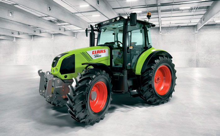 Трактор Claas Arion 430