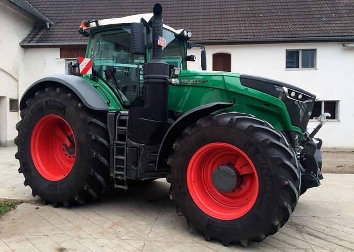 Трактор серии Fendt 1000 Vario