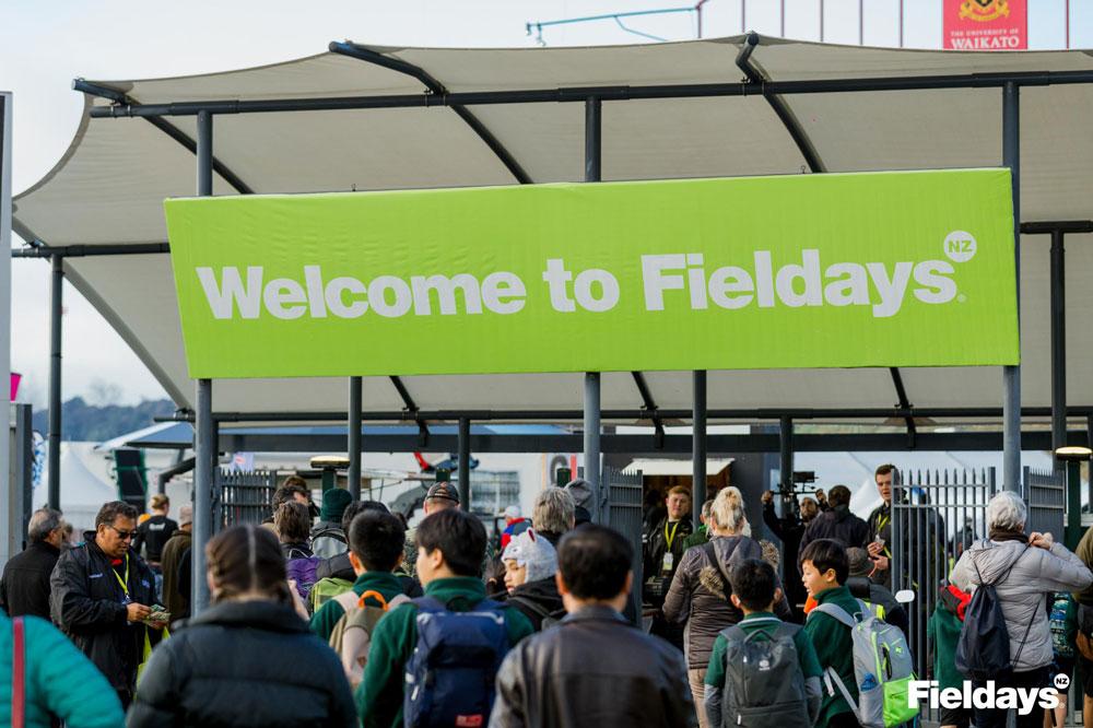 Fieldays 2016
