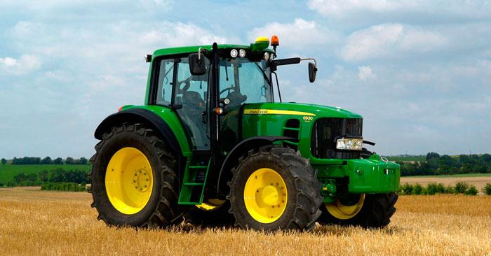 Трактор Джон Дир 6930