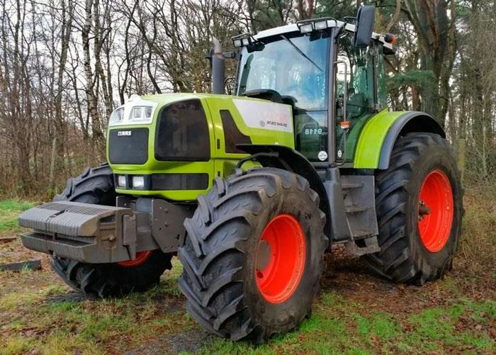Трактор Claas Atles 946