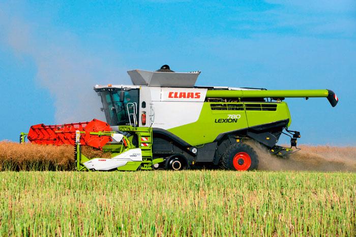 Claas Lexion 780